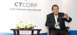 Kepiawaian Membangun Jaringan Antarkan Chairul Tanjung Jadi Taipan