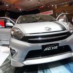 Awal Oktober, Harga Mobil Murah Toyota Agya Naik Rp 8 Juta