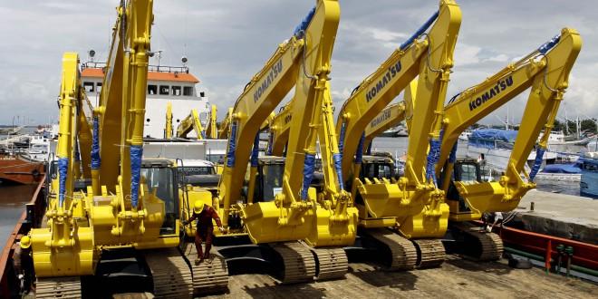 United Tractors Beli 50,1% Saham Emiten Konstruksi Acset Indonusa